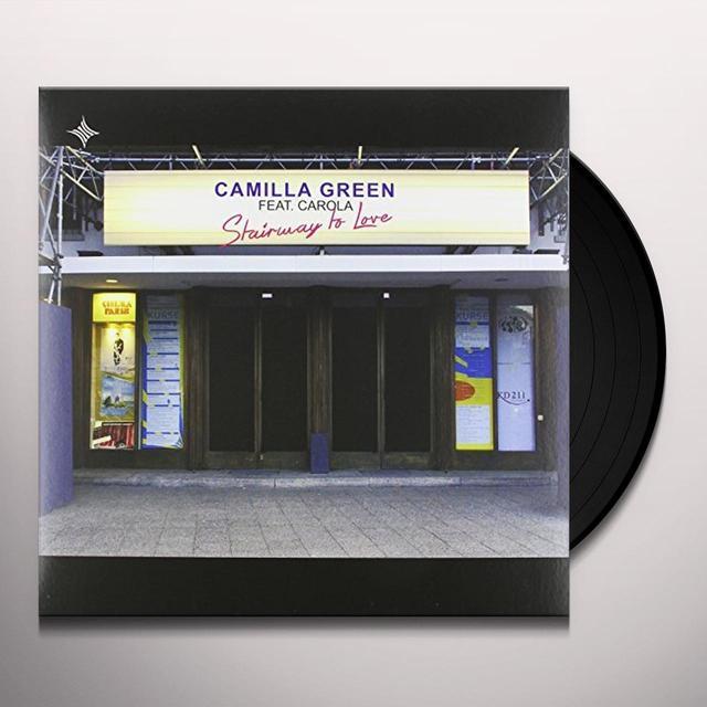 Camilla Green STAIRWAY TO LOVE Vinyl Record