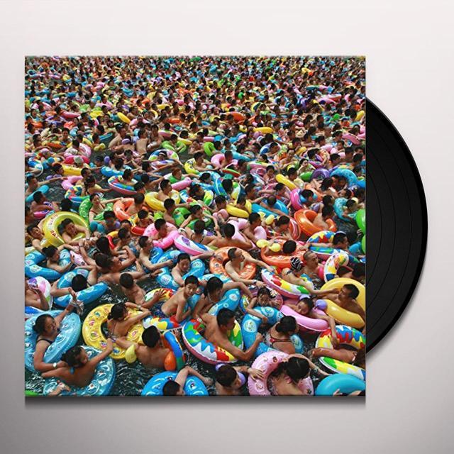 Hudson Mohawke CHIMES Vinyl Record
