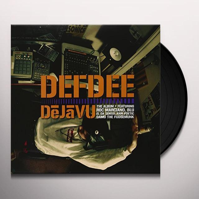 Def Dee DEJA VU Vinyl Record