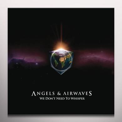 Angels & Airwaves WE DON'T NEED TO WHISPER Vinyl Record