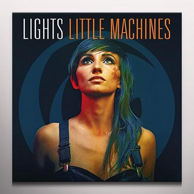Lights LITTLE MACHINES Vinyl Record - Colored Vinyl
