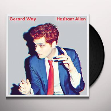 Gerard Way HESITANT ALIEN Vinyl Record