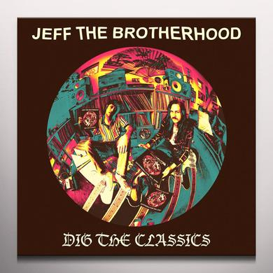 Jeff The Brotherhood DIG THE CLASSICS Vinyl Record