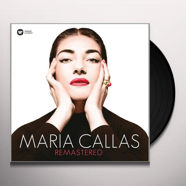 Maria Callas CALLAS Vinyl Record