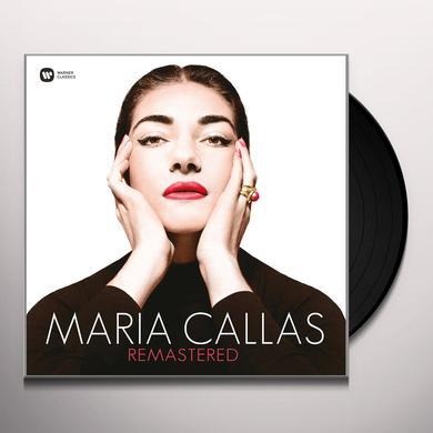 Maria Callas CALLAS Vinyl Record - 180 Gram Pressing