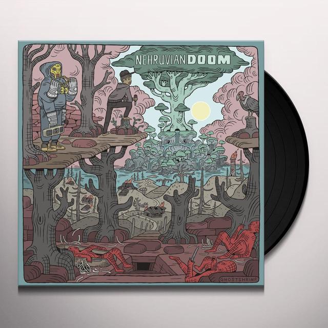 NEHRUVIANDOOM Vinyl Record - Digital Download Included