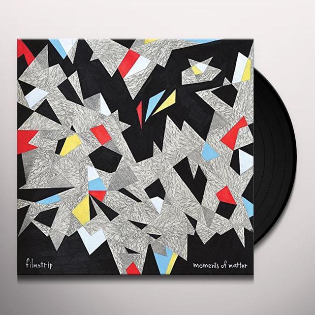FILMSTRIP MOMENTS OF MATTER Vinyl Record