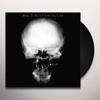 Ministry MIND IS A TERRIBLE THING TO TASTE Vinyl Record - Limited Edition, 200 Gram Edition