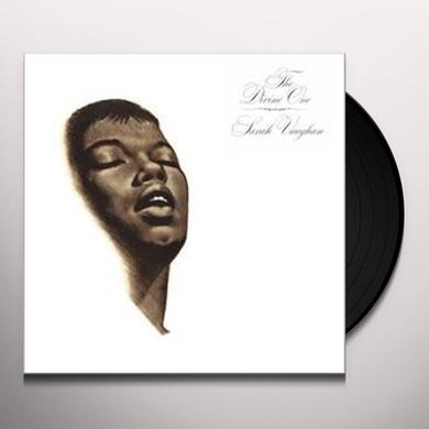 Sarah Vaughan DIVINE ONE Vinyl Record - 180 Gram Pressing