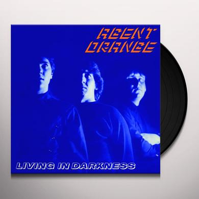 Agent Orange LIVING IN DARKNESS Vinyl Record