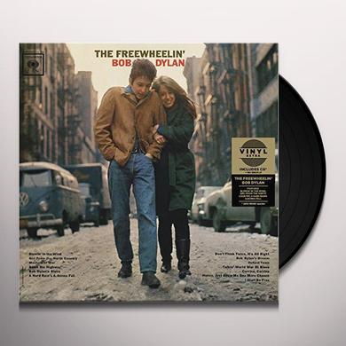 FREEWHEELIN' BOB DYLAN Vinyl Record
