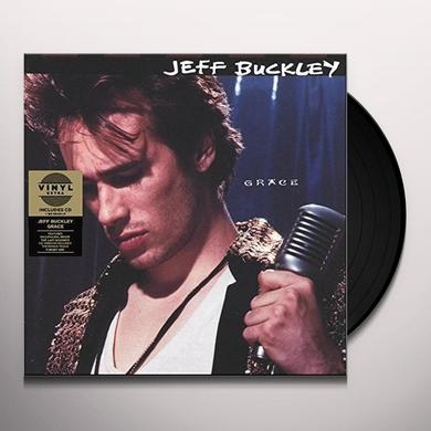 Jeff Buckley GRACE Vinyl Record - UK Import