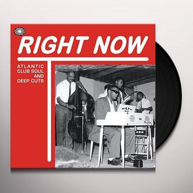 RIGHT NOW: ATLANTIC CLUB SOUL & DEEP CUTS / VARIOU Vinyl Record