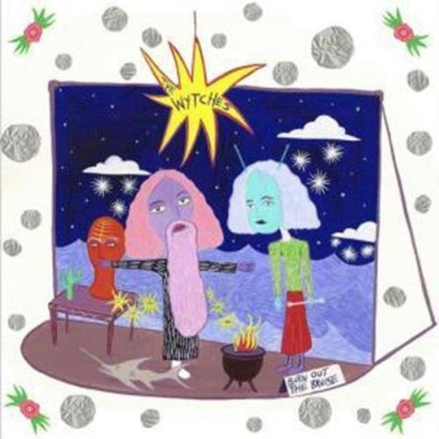 The Wytches BURN OUT THE BRUISE Vinyl Record