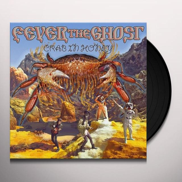 FEVER THE GHOST CRAB IN HONEY Vinyl Record - UK Release