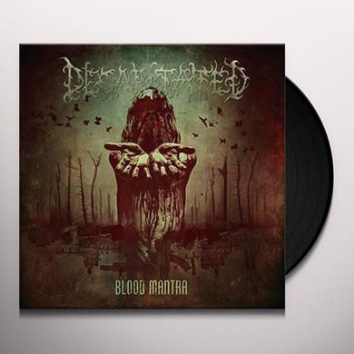 Decapitated BLOOD MANTRA Vinyl Record - Holland Import