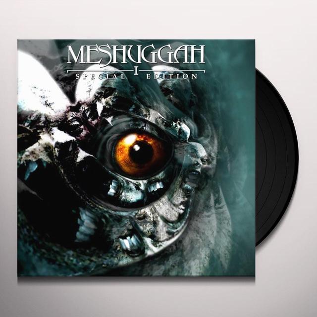 MESHUGGAH I (UK) (Vinyl)