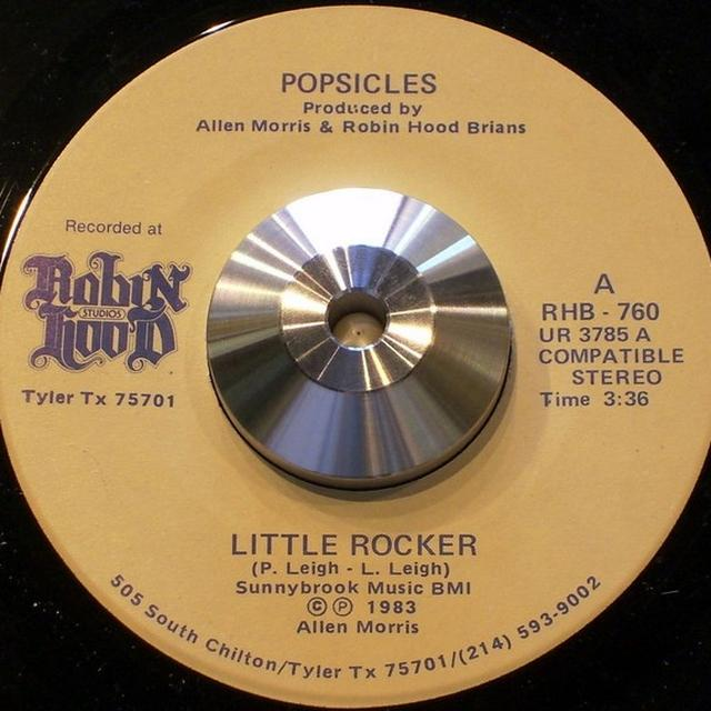 POPSICLES THESE ARE THE GOOD TIMES Vinyl Record - UK Release