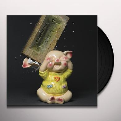 Untold BLACK LIGHT SPIRAL Vinyl Record - UK Import