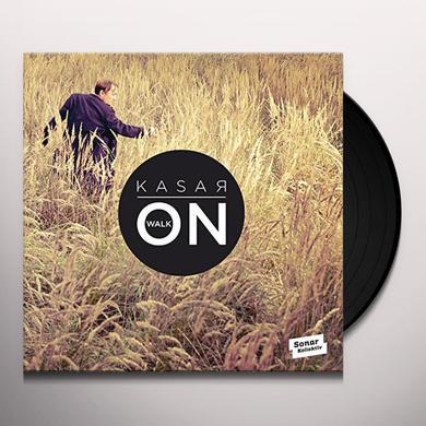 KASAR WALK ON Vinyl Record - UK Import