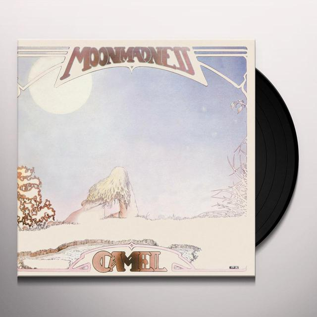 Camel MOONMADNESS Vinyl Record - UK Import