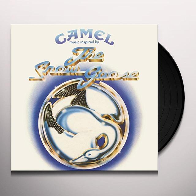 Camel SNOW GOOSE Vinyl Record - UK Import