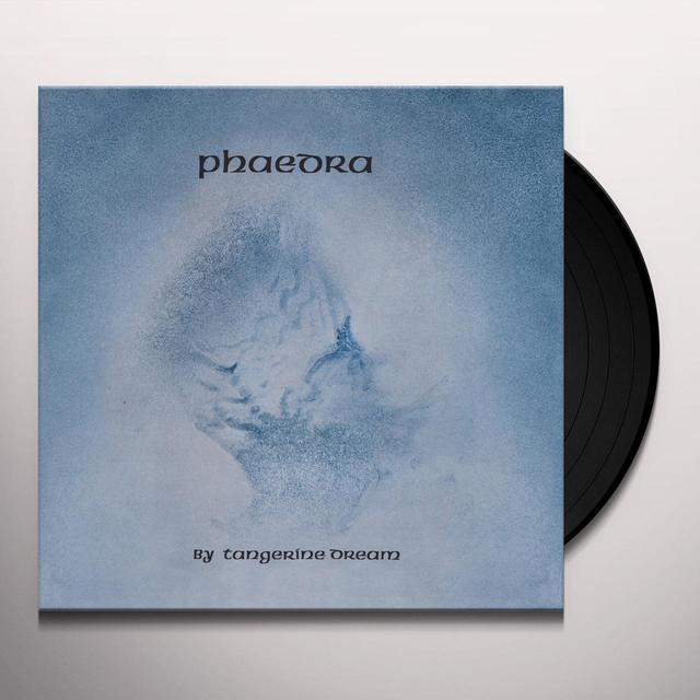 Tangerine Dream PHAEDRA (HK) Vinyl Record