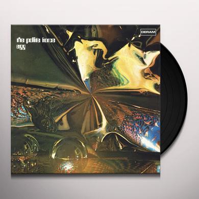 EGG POLITE FORCE Vinyl Record - UK Import