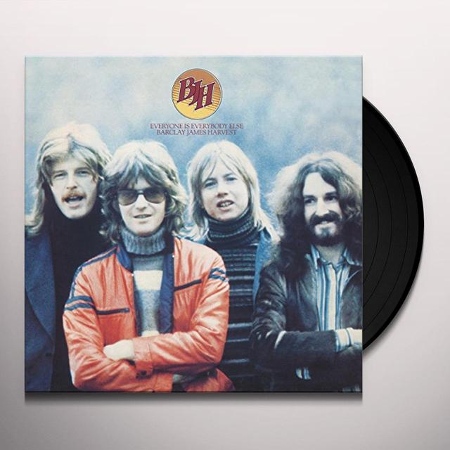Barclay James Harvest EVERYONE IS EVERYBODY ELSE Vinyl Record