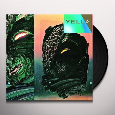 Yello STELLA Vinyl Record - Holland Import
