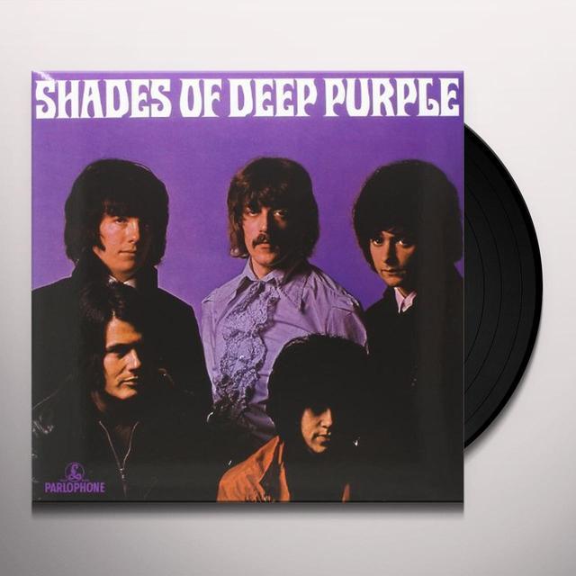 SHADES OF DEEP PURPLE: MONO (HK) Vinyl Record