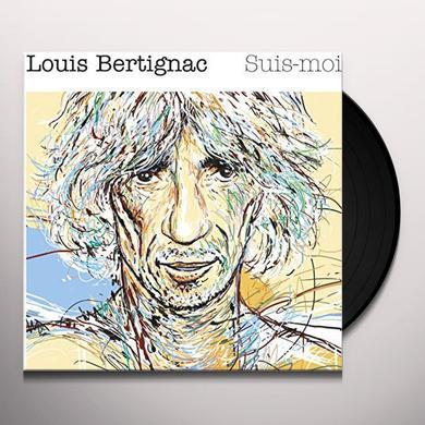 Louis Bertignac SUIS MOI Vinyl Record