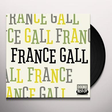 France Gall DOUBLE BEST OF Vinyl Record