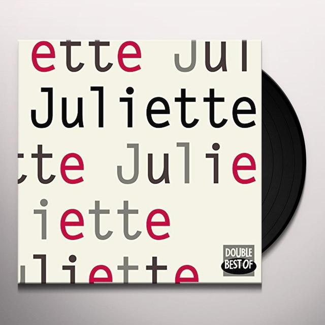 JULIETTE DOUBLE BEST OF Vinyl Record