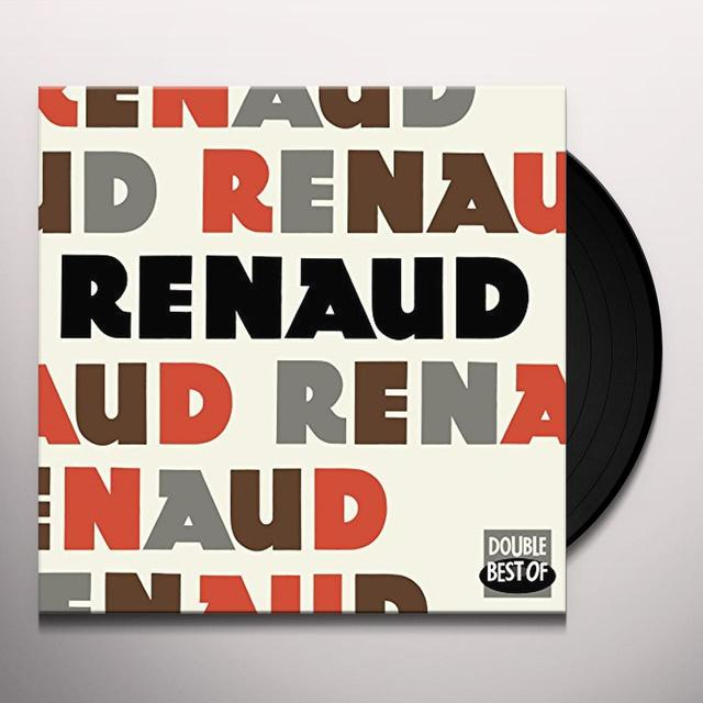 Renaud DOUBLE BEST OF (FRA) Vinyl Record