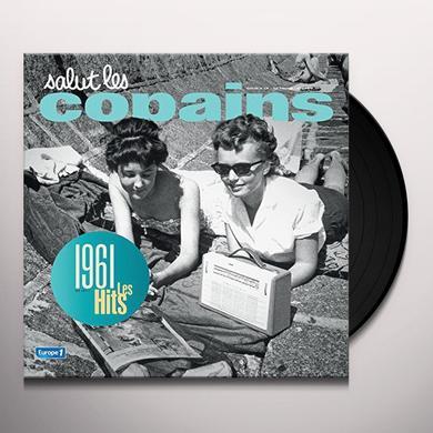 SALUT LES COPAINS 1961 Vinyl Record