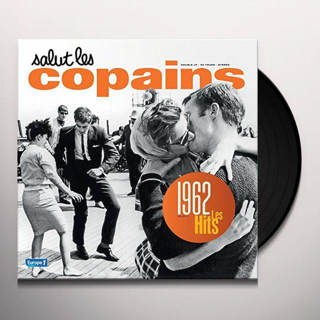SALUT LES COPAINS 1962 Vinyl Record