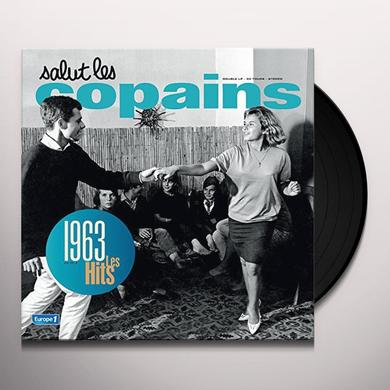 SALUT LES COPAINS 1963 Vinyl Record