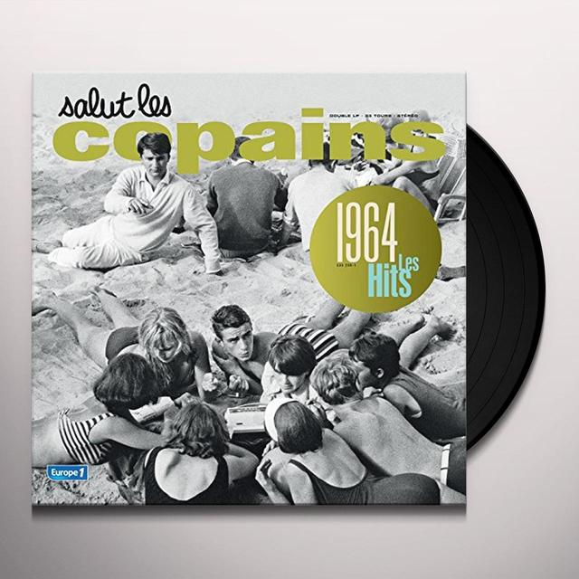 SALUT LES COPAINS 1964 Vinyl Record