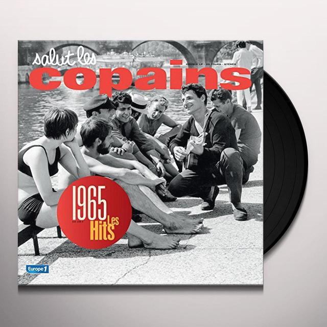 SALUT LES COPAINS 1965 Vinyl Record