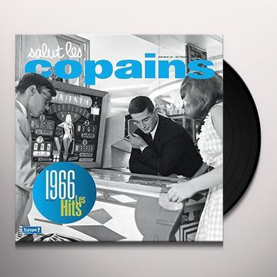SALUT LES COPAINS 1966 Vinyl Record