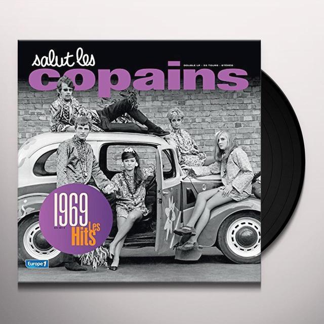 SALUT LES COPAINS 1969 (FRA) Vinyl Record