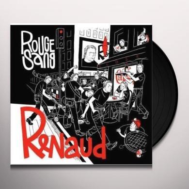 Renaud ROUGE SANG (FRA) Vinyl Record