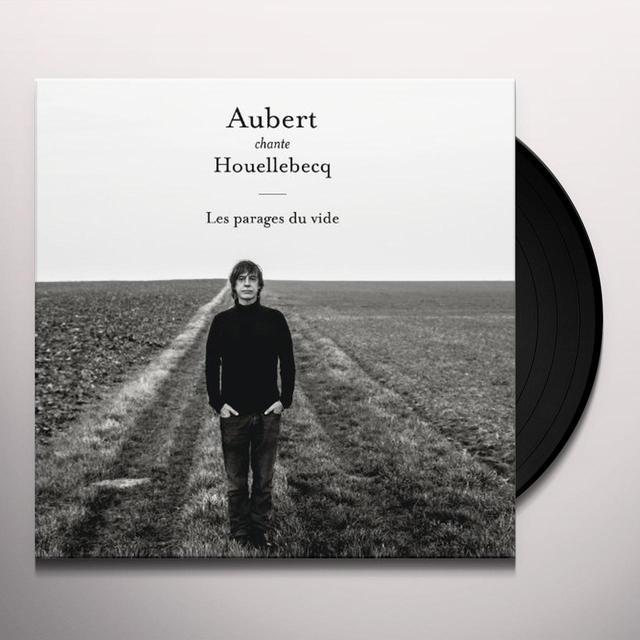 Jean-Louis Aubert AUBERT CHANTE HOUELLEBECQ (HK) Vinyl Record