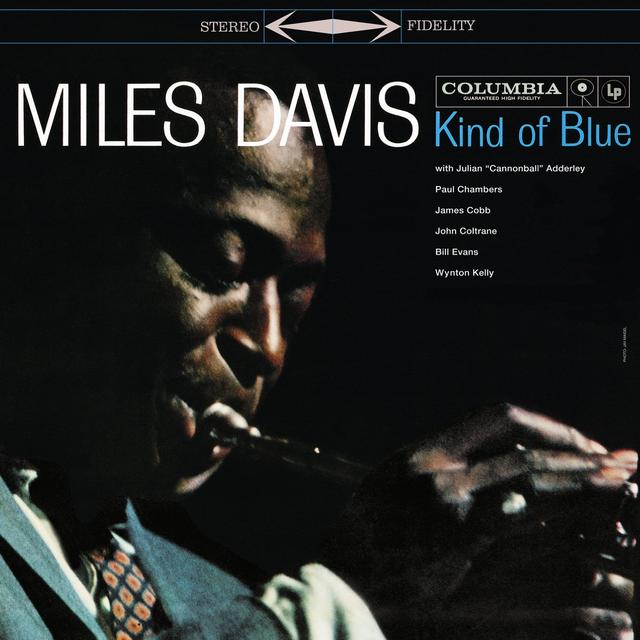 Miles Davis KIND OF BLUE Vinyl Record - Holland Import