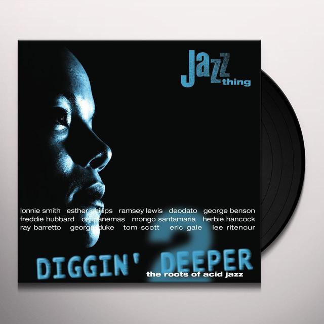 DIGGIN' DEEPER 2 / VARIOUS (HOL) DIGGIN' DEEPER 2 / VARIOUS Vinyl Record