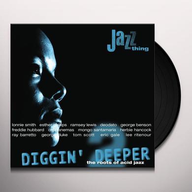 DIGGIN' DEEPER 2 / VARIOUS (HOL) DIGGIN' DEEPER 2 / VARIOUS Vinyl Record - Holland Import