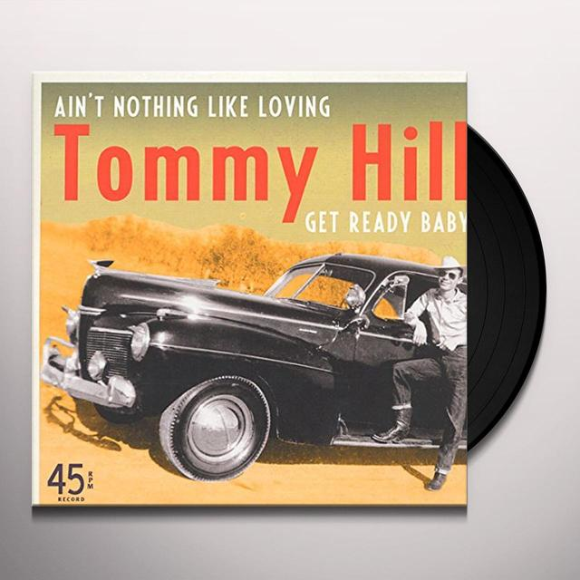 Tommy Hill AIN'T NOTHING LIKE LOVING (GER) Vinyl Record