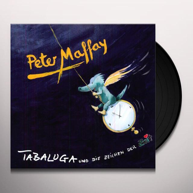 Peter Maffay TABALUGA 2011-ARBEITSTITEL (GER) Vinyl Record