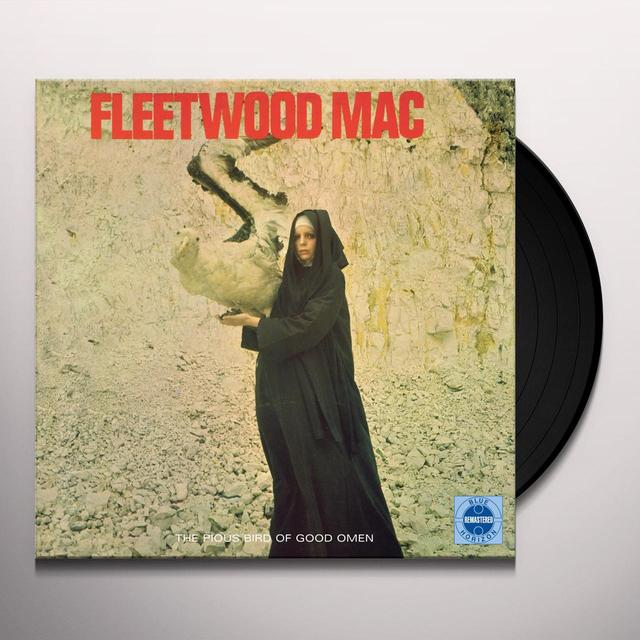 Fleetwood Mac PIOUS BIRD OF GOOD OMEN Vinyl Record